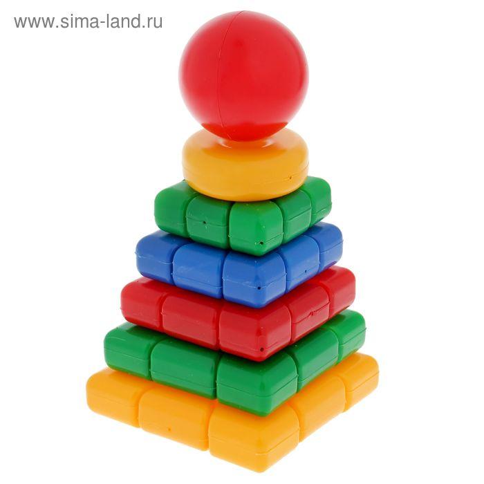 "Пирамидка ""Ладья"""
