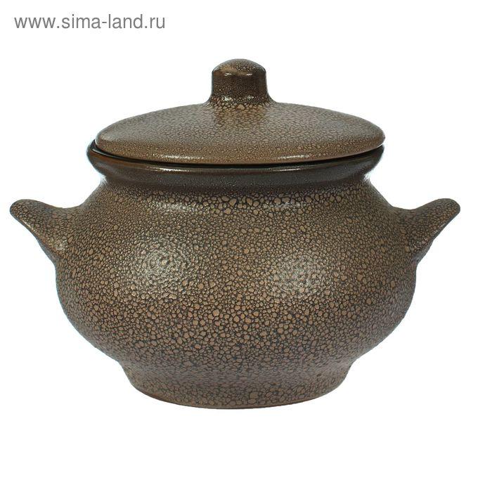 Горшок для жаркого Русский мрамор 0,95 л