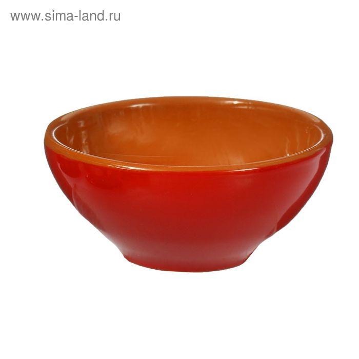 Розетка красный 0,2 л