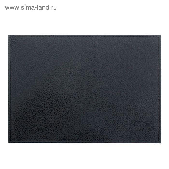 Обложка для паспорта, серый флотер