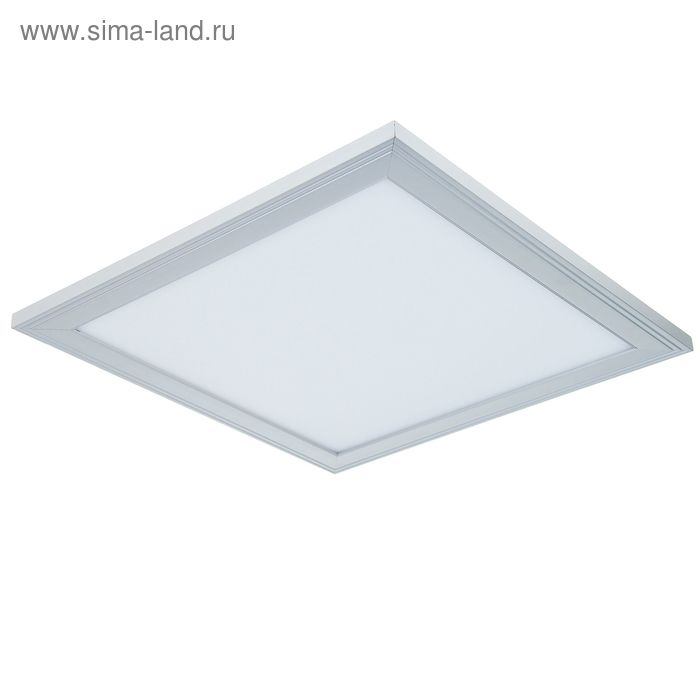 Панель светодиодная ASD LP-04, 160-260 В, 12 Вт, 4000 К, 1000 Лм, IP40, 295х295х11 мм