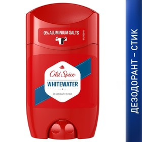 Дезодорант Old Spice WhiteWater твердый, 50 мл