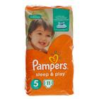 Подгузники «Pampers» Sleep&Play, Junior, 11-18 кг, 11 шт/уп