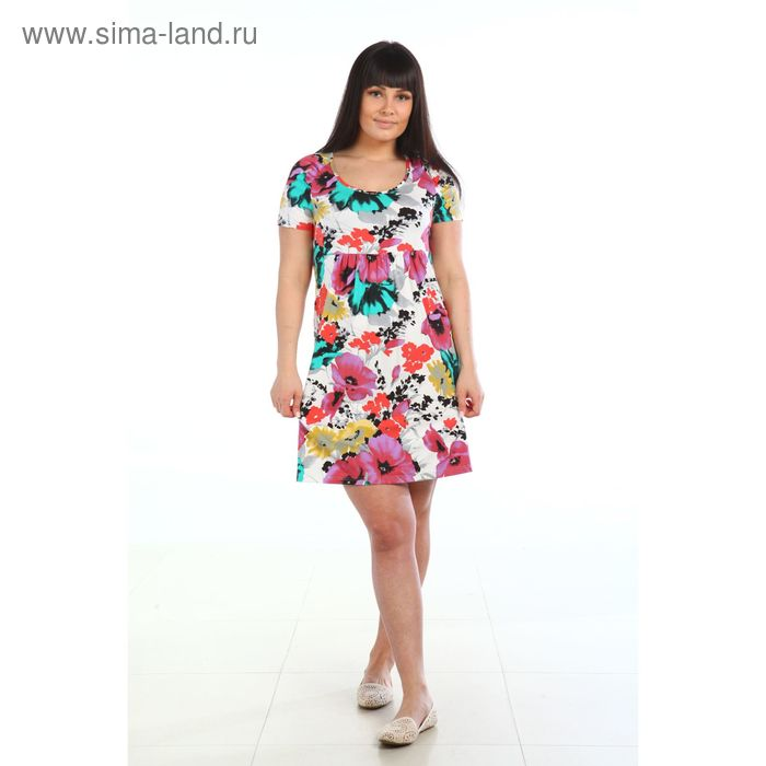 Платье женское 208ХВ1070 , р-р 44 (88)