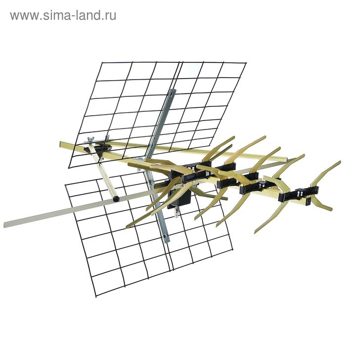 Антенна Funke ABM3529, цифровая, активная, дальнего действия, уличная