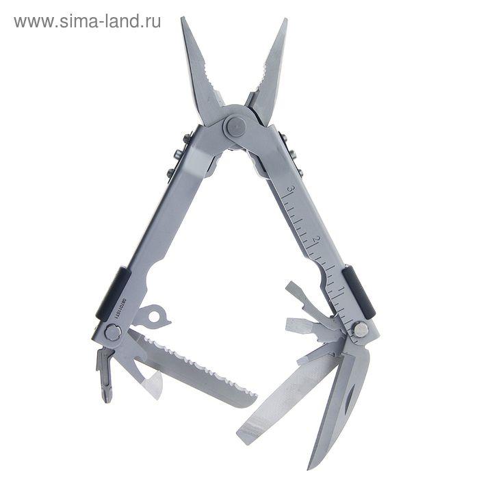 Мультитул Gerber Industrial MP600 Multi-Tool Basic NN, 7530, сталь