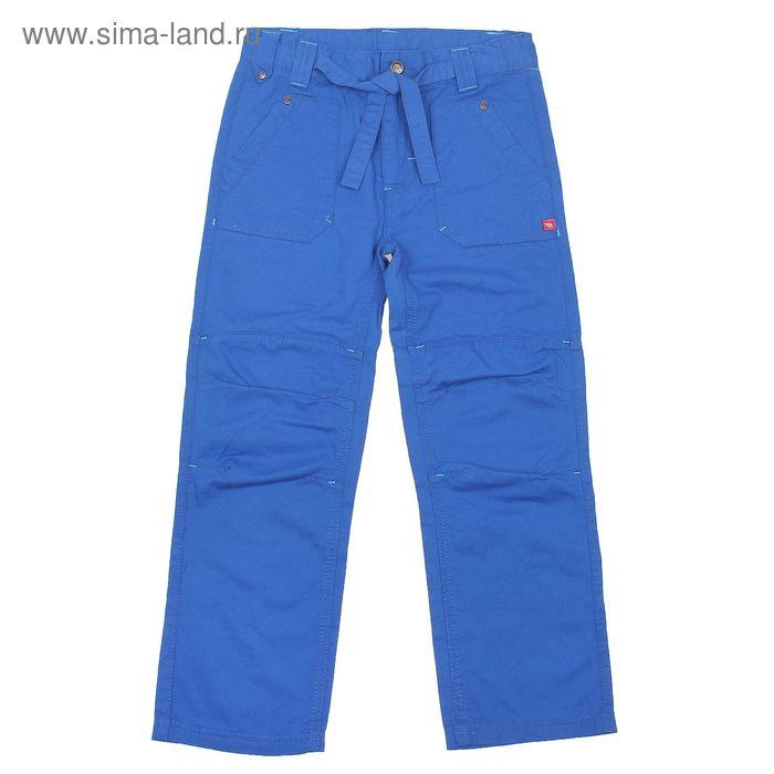 Брюки для мальчика, рост 134 см, цвет синий (арт. CJ 7T029)