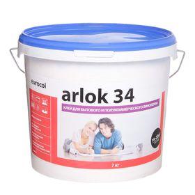 Клей  дисперсионный Arlok 34 7 кг