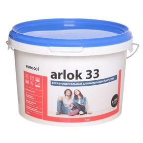 Клей  дисперсионный Arlok 33 3 кг