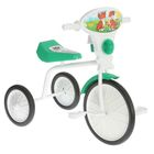 """Велосипед трехколесный  """"Малыш""""  01, цвет зеленый, фасовка: 3шт."""