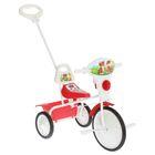 """Велосипед трехколесный  """"Малыш""""  09/3, цвет красный, фасовка: 2шт."""