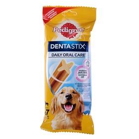 Лакомство Pedigree Denta Stix для собак, 270 г