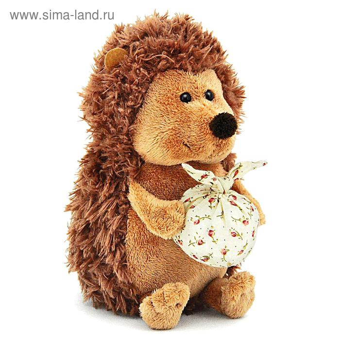 Мягкая игрушка «Ёжик Колюнчик с узелочком»