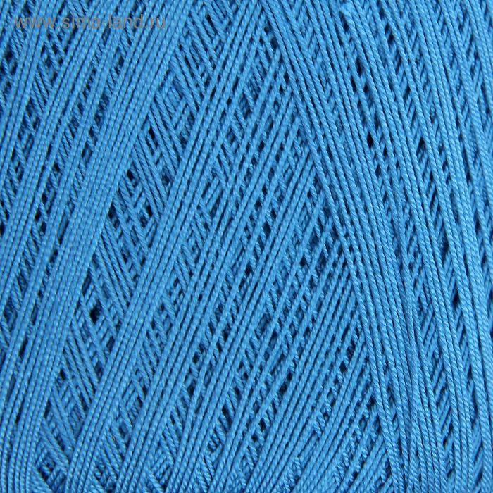 """Пряжа """"Денди"""" 100% хлопок мерсеризованный 330м/50гр (022 джинса)"""