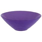 """Салатник d=20 см """"Риски"""", 700 мл, цвет фиолетовый"""
