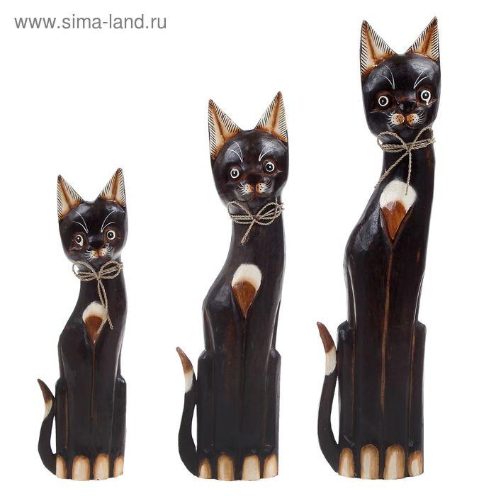 """Набор кошек """"Пантера"""" 40,50,60 см"""