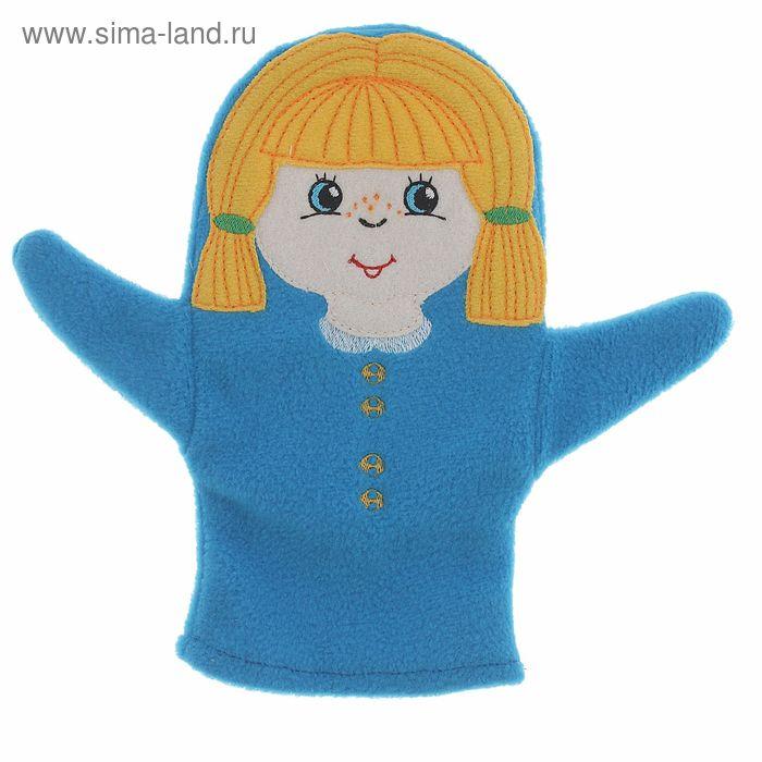 "Кукла-рукавичка ""Машенька"""