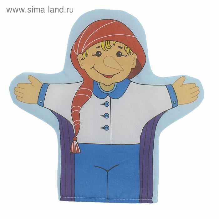 "Кукла-рукавичка ""Буратино"""