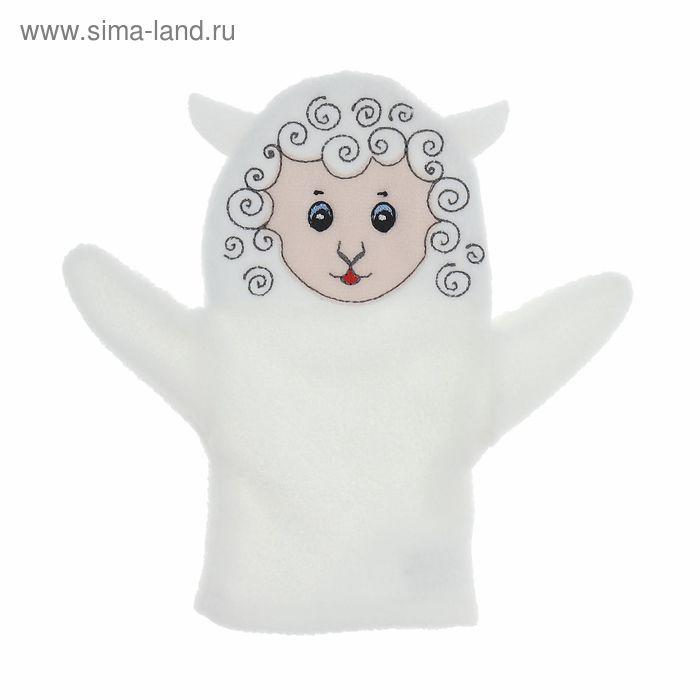 """Кукла-рукавичка """"Овечка"""""""