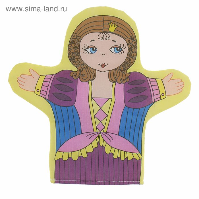 "Кукла-рукавичка ""Принцесса"""