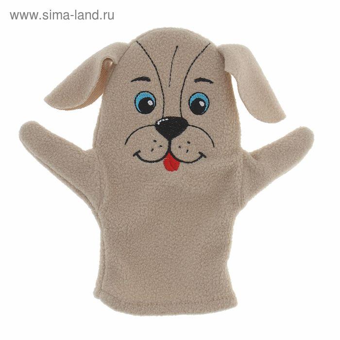"""Кукла-рукавичка """"Собачка"""""""