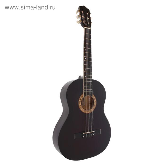 """Гитара классическая """"Амистар М-30"""" 6-струнная, матовая, чёрная"""