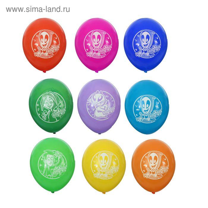 """Шар латексный 12"""" """"Новаторы"""", набор 50 шт., цвета МИКС"""