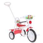 """Велосипед трехколесный  """"Малыш""""  09П, цвет красный, фасовка: 2шт."""