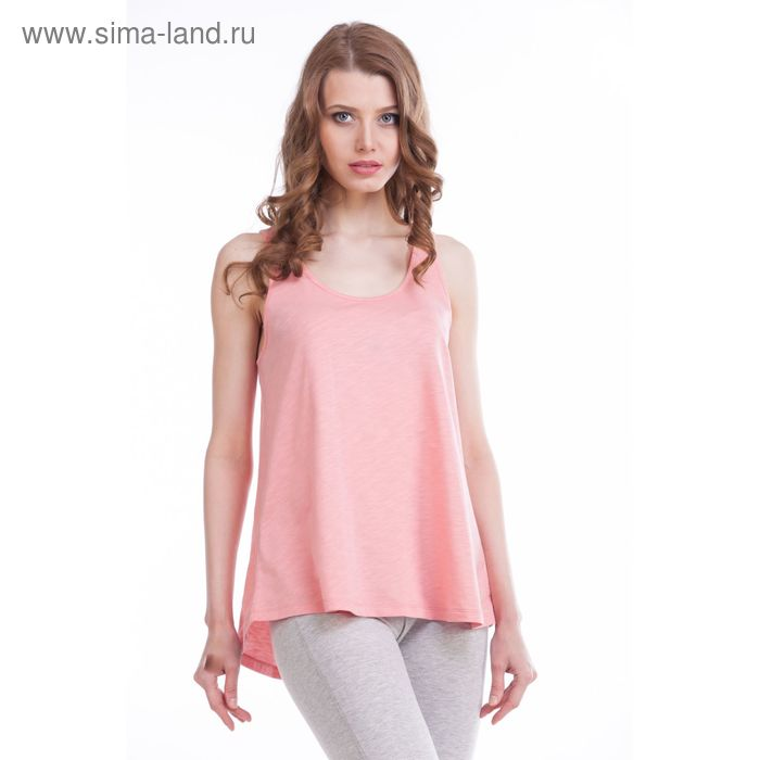 """Топ женский """"Фрея"""", цвет персиковый, размер 50 (арт. MV242443/03)"""