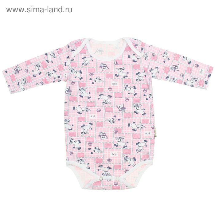 Боди, возраст 6 месяцев, цвет МИКС (арт. FF-250)