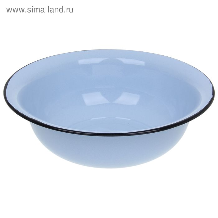 Таз 12 л, цвет голубой
