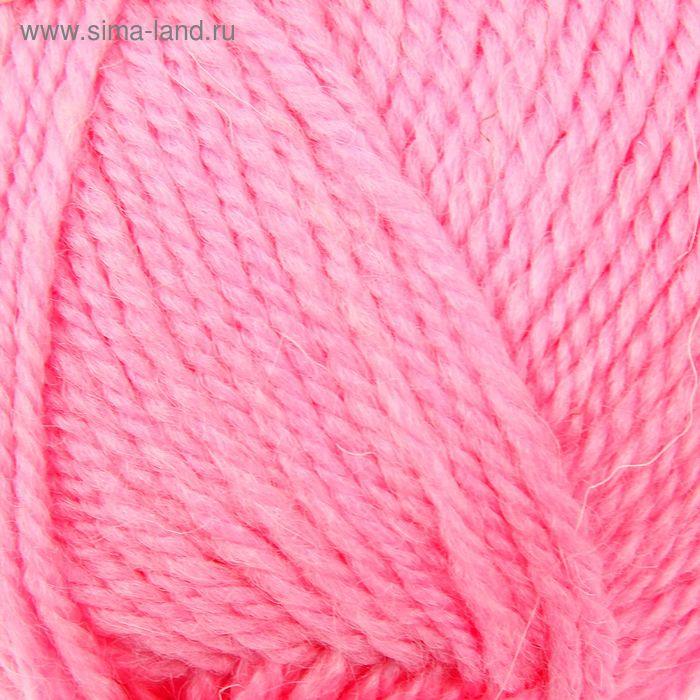 Пряжа Астра 'Baby / Детская' 35% шерсть мериноса, 65% акрил 150м/50гр (розовый)