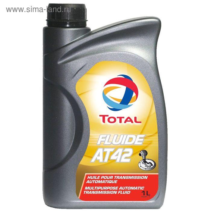 Трансмиссионное масло Total Fluide AT 42, 1 л