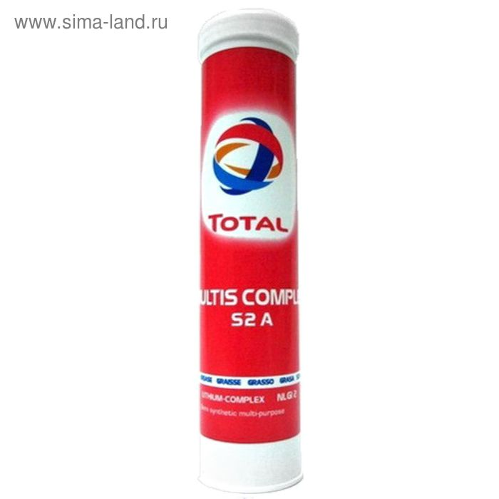 Универсальная смазка Total Multis Complex S2A, 0,4 кг
