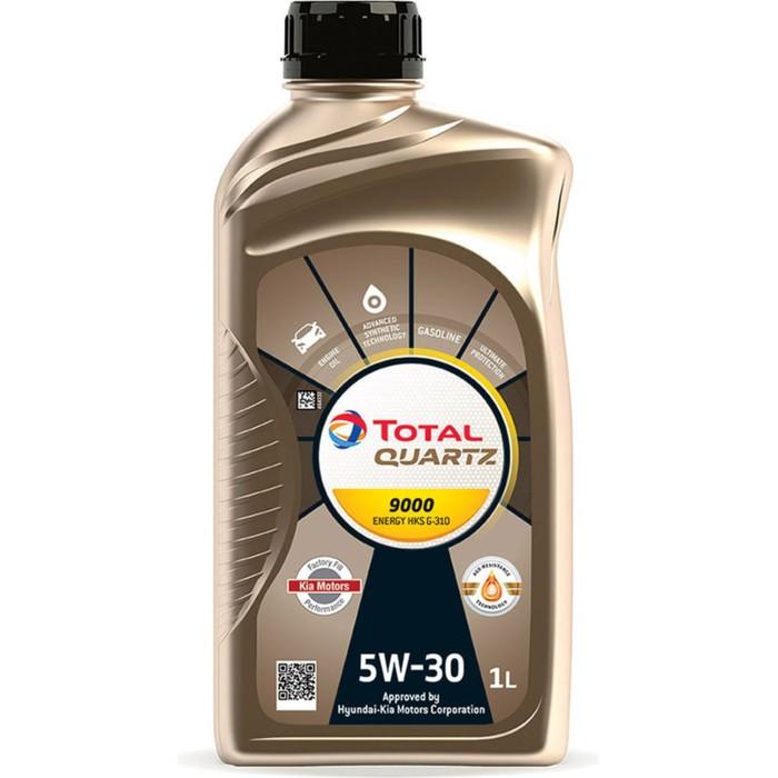 Моторное масло Total Quartz 9000 ENERGY HKS 5W-30, 1 л