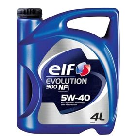 Моторное масло Elf Evolution 900 NF 5W-40, 4 л