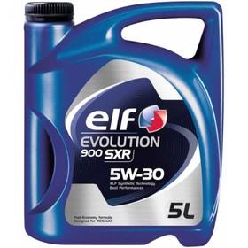 Моторное масло Elf Evolution 900 SXR 5W-30, 5 л
