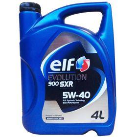 Моторное масло Elf Evolution 900 SXR 5W-40, 4 л