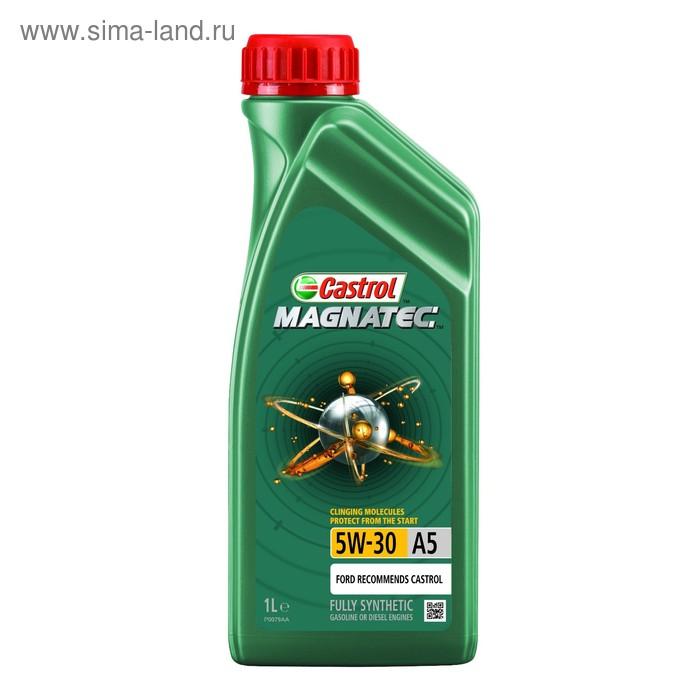 Моторное масло Castrol Magnatec A5 5W-30, 1 л