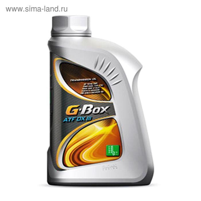 Трансмиссионное масло G-Box ATF DX III, 1 л