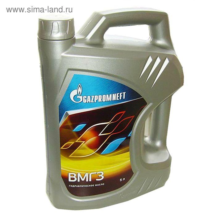 """Гидравлическое масло Gazpromneft """"ВМГЗ"""", 5 л"""
