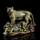 """Статуэтка """"Тигр семья"""", большая"""