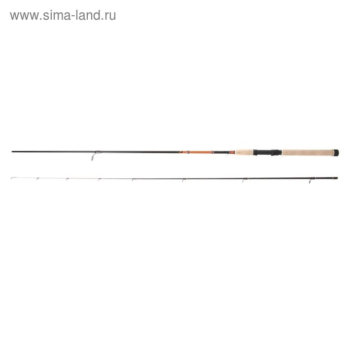 Спиннинг Stinger ProFire Sensor 802L тест 2-14г