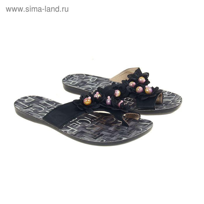 Пантолеты женские, цвет чёрный, размер 36 (арт. 30146)