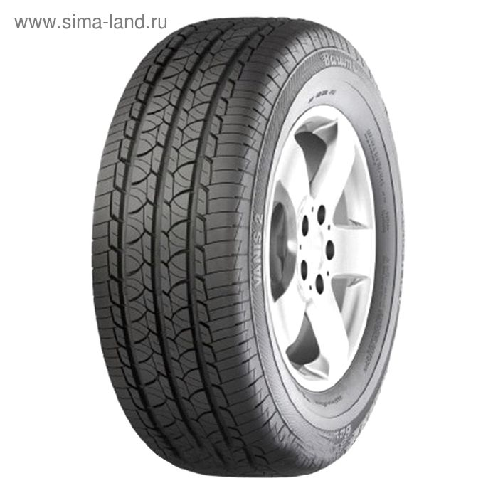 Летняя шина Barum Vanis 2 8PR 195/75 R16C 107/105R