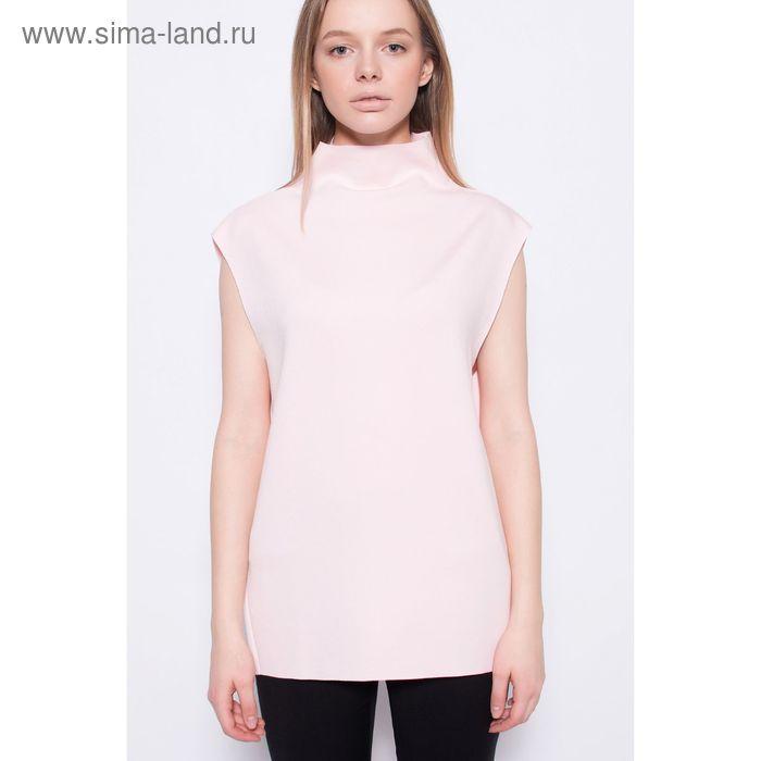 Блузка женская, цвет розовый скин, размер 46 (M), рост 170 см (арт. 1611364463)