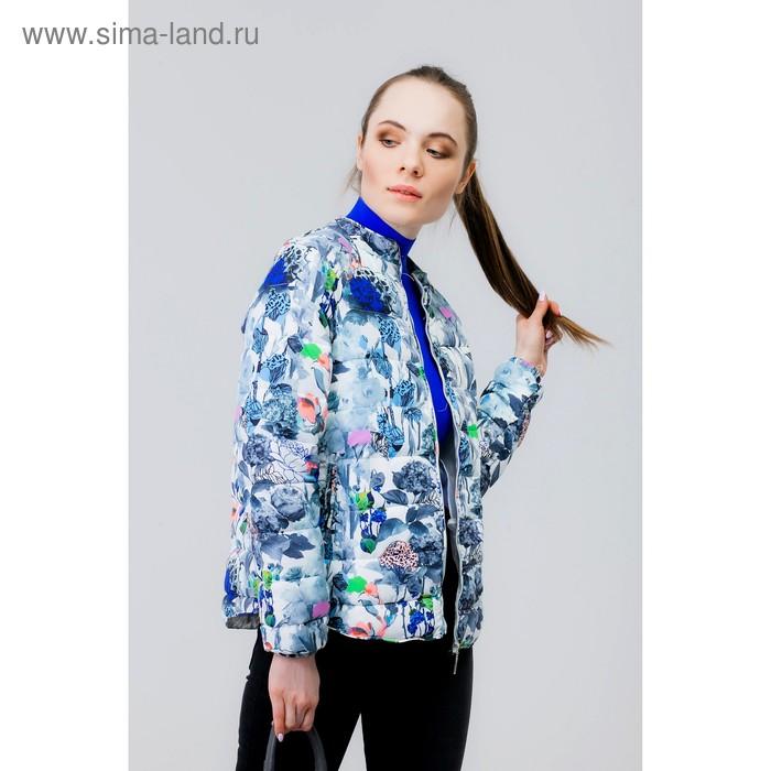 Куртка женская, цвет серый, размер 48 (XL), рост 170 см (арт. 1611100100)