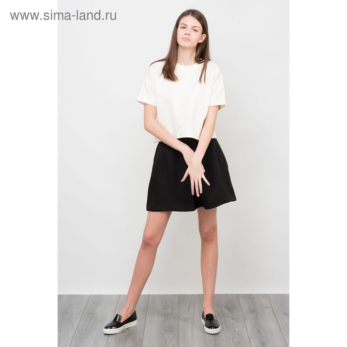 Юбка женская, цвет чёрный, размер 42 (XS), рост 170 см (арт. 1611349208)