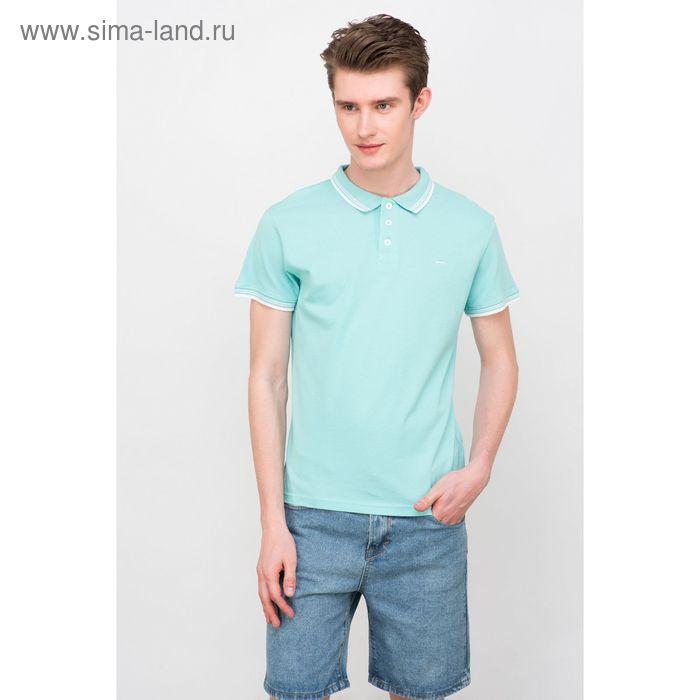 Фуфайка мужская, цвет голубой, размер 50 (XL), рост 176 см (арт. 619040411)