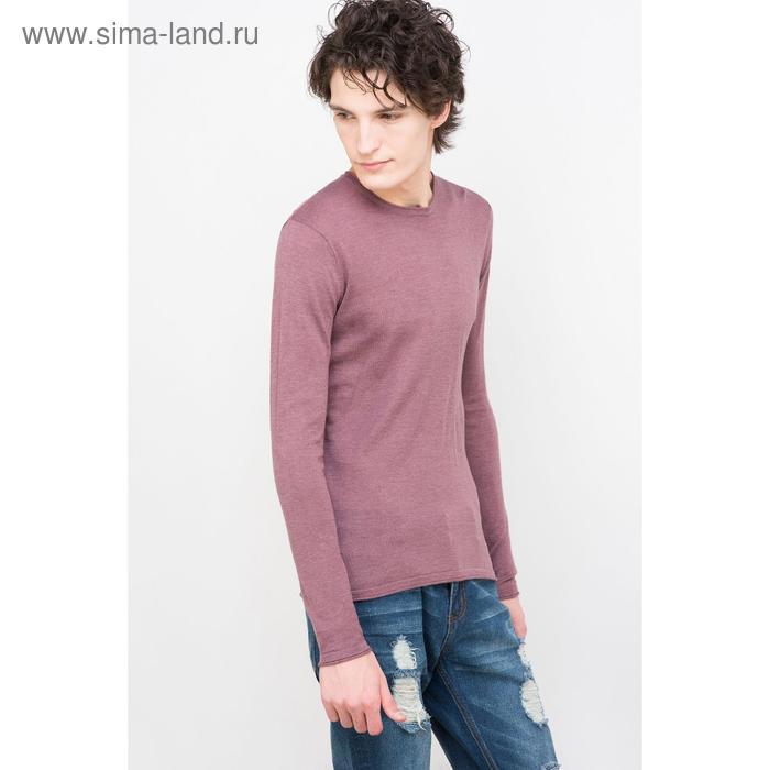 Джемпер мужской, цвет сиреневый, размер 48-50 (L), рост 176 см (арт. 619015801)